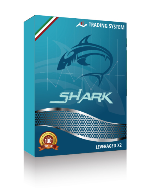 Trading System Leveraged X2 Shark