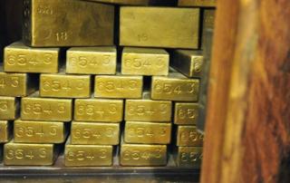 quantità riserva aurea italiana