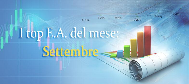 I migliori Trading System del mese: Settembre