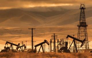 estrazione petrolio