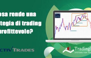 Strategia di trading profittevole