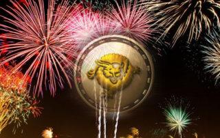 fuochi d'artificio bitcoin sv